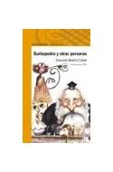 Papel BARBAPEDRO Y OTRAS PERSONAS (SERIE NARANJA) (10 AÑOS)