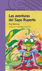 Papel Aventuras Del Sapo Ruperto, Las