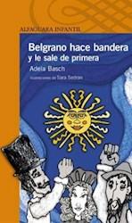 Papel Belgrano Hace Bandera Y Le Sale De Primera - Naranja
