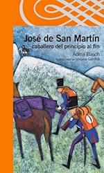 Papel Jose De San Martin Caballero Del Principio A
