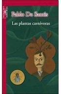 Papel PLANTAS CARNIVORAS (SERIE ROJA)
