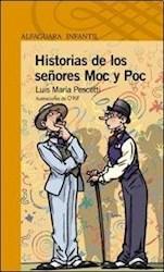 Papel Historias De Los Señores Moc Y Poc