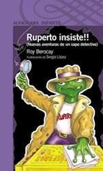 Papel Ruperto Insiste - Lila