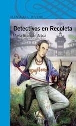 Papel Detectives En Recoleta - Azul