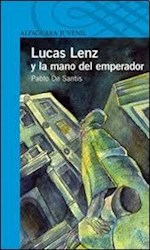 Papel Lucas Lenz Y La Mano Del Emperador - Azul