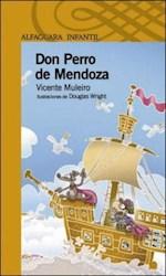 Papel Don Perro De Mendoza - Naranja