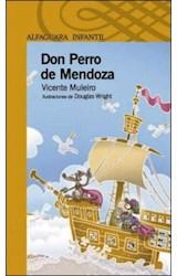Papel DON PERRO DE MENDOZA (SERIE NARANJA) (10 AÑOS)