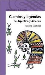 Papel Cuentos Y Leyendas De Argentina Y America - Lila