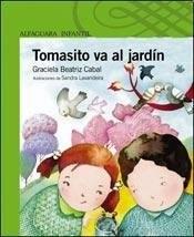 Papel Tomasito Va Al Jardin
