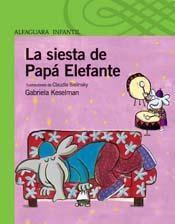 Papel Siesta De Papa Elefante, La