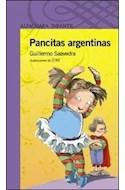 Papel PANCITAS ARGENTINAS (SERIE VIOLETA) (8 AÑOS) (RUSTICA)