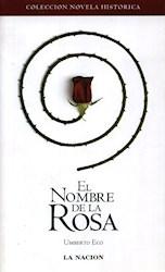 Papel Nombre De La Rosa, El La Nacion-Alfaguara