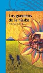 Papel Guerreros De La Hierba, Los - Azul