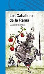 Papel Caballeros De La Rama, Los - Azul