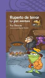 Papel Ruperto De Terror La Gran Aventura