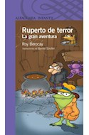 Papel RUPERTO DE TERROR LA GRAN AVENTURA (SERIE VIOLETA) (8 A ÑOS)#OS)