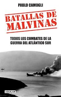 Libro Batallas De Malvinas