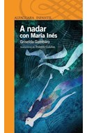 Papel A NADAR CON MARIA INES (SERIE NARANJA) (10 AÑOS)
