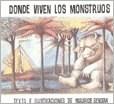 Papel Donde Viven Los Monstruos