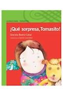 Papel QUE SORPRESA TOMASITO (SERIE VERDE) (4 AÑOS)