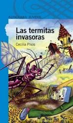 Papel Termitas Invasoras, Las - Azul