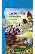 Papel TERMITAS INVASORAS (SERIE AZUL) (12 AÑOS)