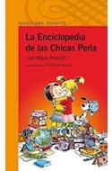 Papel ENCICLOPEDIA DE LAS CHICAS PERLA (SERIE NARANJA) (10 AÑ OS)