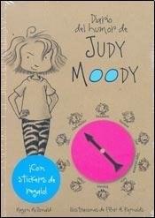 Papel Diario Del Humor De Judy Moody