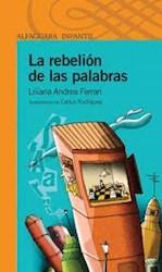 Papel Rebelion De Las Palabras, Las