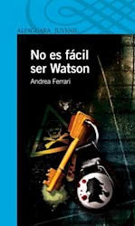 Papel No Es Facil Ser Watson - Azul