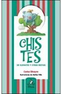 Papel CHISTES DE ELEFANTES Y OTRAS BESTIAS (FALTO EL PROFE)