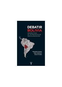 Papel Debatir Bolivia
