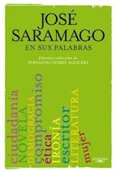 Libro Jose Saramago En Sus Palabras