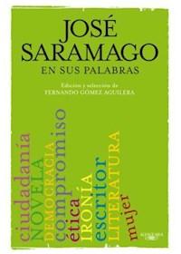Papel Jose Saramago En Sus Palabras
