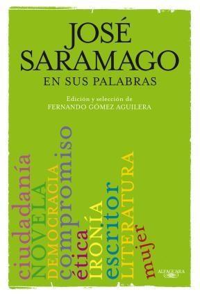 Papel Saramago En Sus Palabras...