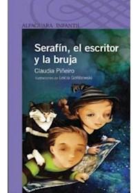 Papel Serafin, El Escritor Y La Bruja