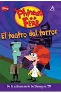 Papel TEATRO DEL TERROR (PHINEAS Y FERB)