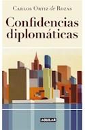 Papel CONFIDENCIAS DIPLOMATICAS (RUSTICA)