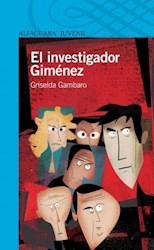 Papel El Investigador Gimenez - Azul
