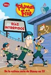 Papel Phineas Y Ferb Dias Intrepidos