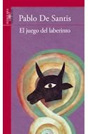 Papel JUEGO DEL LABERINTO (SERIE ROJA)