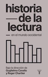 Libro Historia De La Lectura En El Mundo Occidental