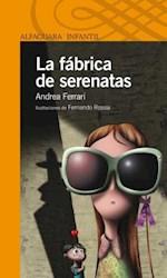 Papel Fabrica De Serenatas, La - Naranja