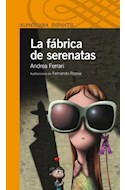 Papel FABRICA DE SERENATAS (SERIE NARANJA) (10 AÑOS)