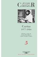 Papel CARTAS 5 1977-1984 (EDICION CORREGIDA Y AUMENTADA) (RUSTICA)