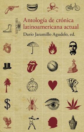 Papel Antologia De La Cronica Latinoamericana