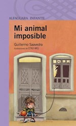 Papel Mi Animal Imposible - Lila