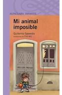 Papel MI ANIMAL IMPOSIBLE (SERIE VIOLETA) (8 AÑOS)