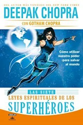 Papel Siete Leyes Espirituales De Los Superheroes, Las