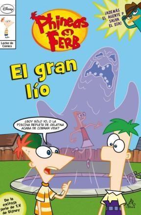 Papel Gran Lio, El - Phineas Y Pherb
